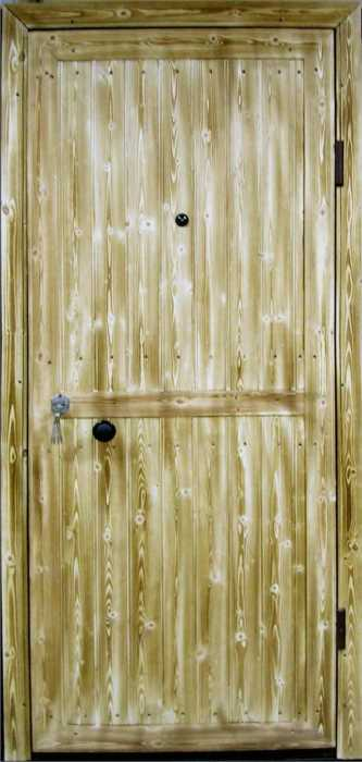 Вагонка на дверь своими руками фото